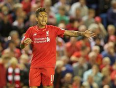 Confirmed Liverpool lineup vs. Chelsea: Firmino starts, Benteke on the bench - http://footballersfanpage.co.uk/confirmed-liverpool-lineup-vs-chelsea-firmino-starts-benteke-on-the-bench/