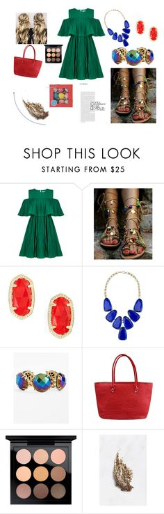 """Date night"" by summer0705 ❤ liked on Polyvore featuring Jovonna, Kendra Scott, MAC Cosmetics, Major Moonshine and Fizz & Bubble"