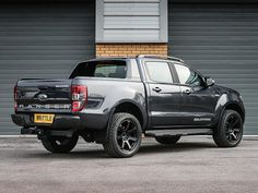 "RANGER WILDTRAK 3.2 TDCi AUTOMATIC ""RICH BRIT – NEMESIS EDITION"" DOUBLE CAB PICK UP (2016MY/NEW SHAPE) - Brittle Motor Group"