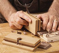 Preview - Make a Pair of Grooving Planes - Fine Woodworking Article