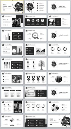 27+ year company chart report PowerPoint template #powerpoint #templates #presentation #animation #backgrounds #pptwork.com #annual #report #business #company #design #creative #slide #infographic #chart #themes #ppt #pptx