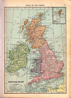 map Ireland | British Isles | Patti | Flickr Fine Art Photo, Photo Art, Map Of Spain, Wind Pictures, County Map, Thing 1, Fine Art Prints, Canvas Prints, France