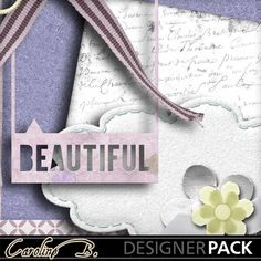 Flower And Lace Weddings Kit3  www.mymemories.com/store/display_product_page?id=CBDS-CP-1405-59274&r=carolineb  http://www.mymemories.com/store/designers/Caroline_B?r=carolineb