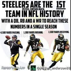 Steelers Make NFL History!!