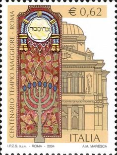 Italy Stamp 2004