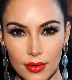 kim kardashian maquiagem - Pesquisa Google