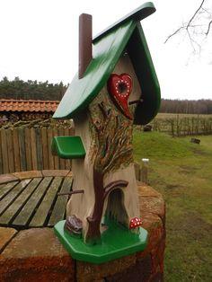 Vogelfutterhaus, Nistkasten, Vogelhaus, Vogel, Futterhaus, 70 cm, Bird, Birdhouse