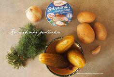 Laskominy od Maryny: Kvašáková polévka