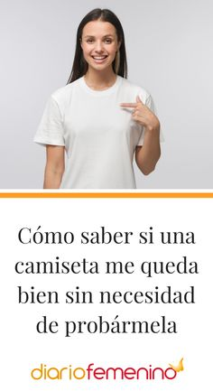 Tips para saber tu talla de camisetas, camisas o blusas #moda #guíadetallas #looks #tiposdecamisetas #outfits #DiarioFemenino Mens Tops, T Shirt, Outfits, Fashion, Shirts, Blouses, Did You Know, Supreme T Shirt, Moda