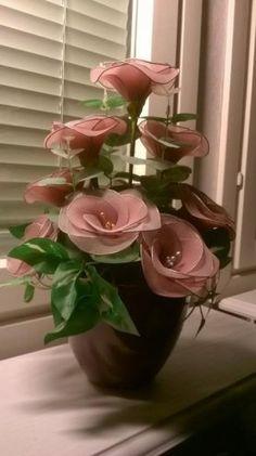 Sukkahousu kukka