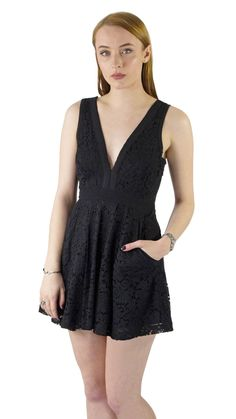 Free People Lovely In Lace Dress – The Mercantile