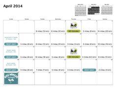 Month 3 Half Marathon Training Plan- Beat Your PR - The Techie Wife