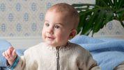 Strikkeopskrift på en fin babybluse