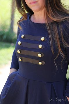Military Inspired Leather Accents made with Cricut Explore -- Girl. Inspired. #DesignSpaceStar Round 2