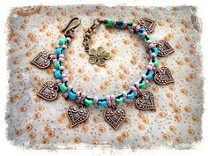 Hey, I found this really awesome Etsy listing at https://www.etsy.com/listing/219323329/indie-heart-charm-ankle-bracelet-beaded