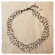 Necklaces - Neptune's Jewels Necklace - Arhaus Jewels