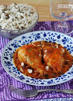 Receta de pollo al estilo persa http://ift.tt/OAtrnL