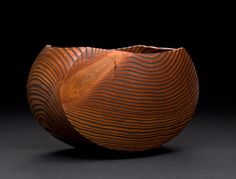 stop being so tight bill luce  wood turned douglas fir