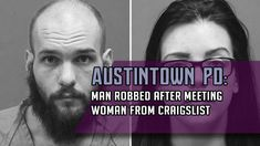 TSM NEWS - Austintown PD: Man robbed after meeting woman from Craigslist