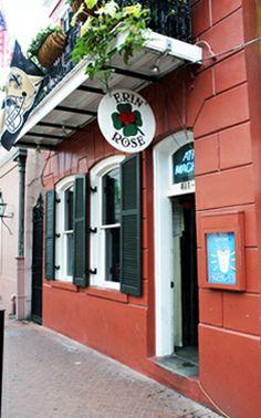 Erin Rose Bar. 811 Conti St. NOLA.
