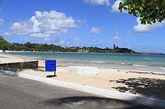 Praia de Inema, Salvador, BA