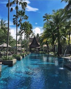 ✦ go on vacation to a tropical resort Thailand Beach, Thailand Resorts, Phuket Resorts, Thailand Travel, Beach Hotels, Beach Resorts, Hotels And Resorts, Hotels With Pools, Vacation Destinations