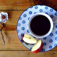 Black coffee on Monday morning.