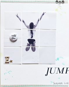 she makes stuff...: JUMP | video + badges