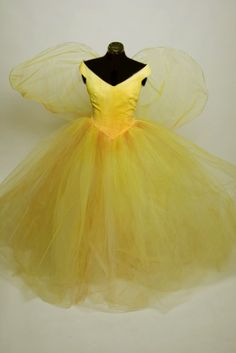 Sun Fairy -La Fee Soleil- Dress Costume - Made to Order