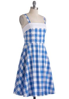Performance Picnic Dress | Mod Retro Vintage Dresses This comes with a shoulder cape-I think I'd like t have a big red cape and a picnic basket then off the Gma's I'll go