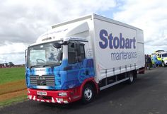 Stobart Maintenance Eddie Stobart Trucks, Fan Picture, Commercial Vehicle, Vintage Trucks, Rigs, Cool Pictures, Transportation, Vehicles, Classic
