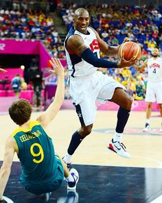 Kobe Bryant at London 2012 Olympic Games: Day 12 - Photos - SI.com