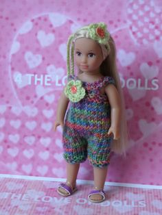 Mini American Girl  Mini Our Generation doll by 4THELOVEOFDOLLS