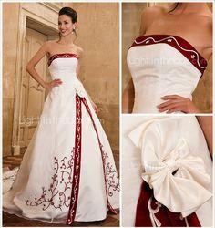 Vestido+de+Novia+Corte+A+con+Ribetes+y+Bordados++Rojos+1.jpg (640×678)
