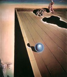 Salvador Dali >> Vertige  |  (huile, reproduction, copie, tableau, oeuvre, peinture).