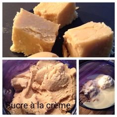 Sucre à la crème dans la TupperOndes un délice sucré ...