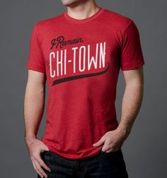 I Remain Chi-Town from BustedTees