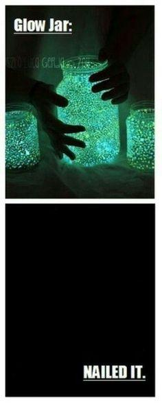 Wheres the glow