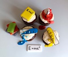 Check out this item in my Etsy shop https://www.etsy.com/listing/260413356/scientist-edible-fondant-3d-cupcake