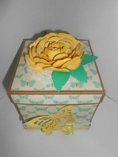 mother Decorative Boxes, Scrapbook, Home Decor, Projects, Decoration Home, Room Decor, Scrapbooks, Interior Design, Home Interiors