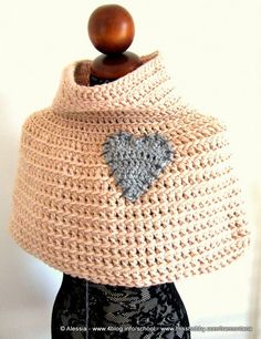 Primitive cape pattern