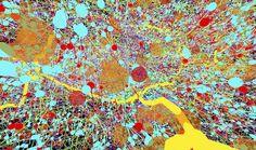 """Sistema nervioso de una mosca de la fruta"" de Albert Cardona, HHMI Janelia Research Campus, Wellcome Images"