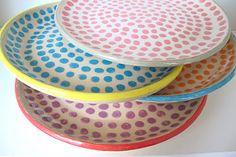 Sjoesjoe bowls, cups, plates, ceramics