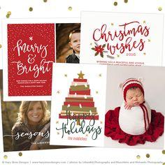 christmas card templates christmas wishes collection - Christmas Card Templates For Photographers