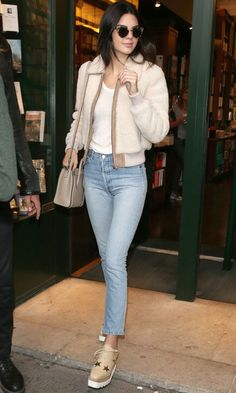 Kendall Jenner Makes A Case For The Crop