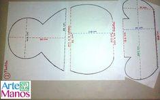 Arte en Tus Manos con Lili y Sam Blog, Diagram, Chart, Christmas Ornaments, Happy Day, Hands, Wood, Projects, Blogging