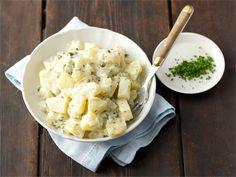 Lämmin perunasalaatti