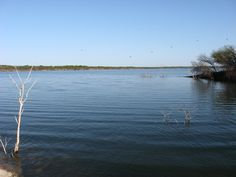ZAPATA, Texas...Falcon Lake.  Remembered this town and lake from its being on the news awhile back...Mexican pirates taking peoples' boats and one guy on a jet ski being shot. Town we passed through on our way to Laredo.