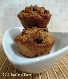 Just Try & Taste: Muffin Oatmeal