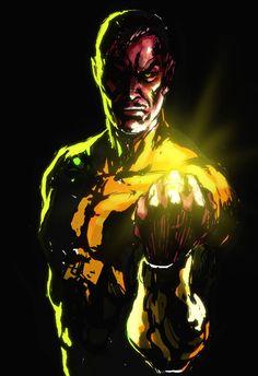 Sinestro by Kanno Ponta